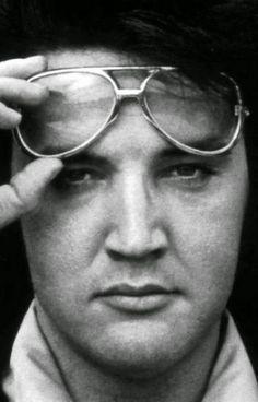 Elvis Presley _aviator specs