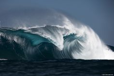 Photographer Spends Hours in Open Waters to Capture Exquisite Moments of Glass-Like Waves