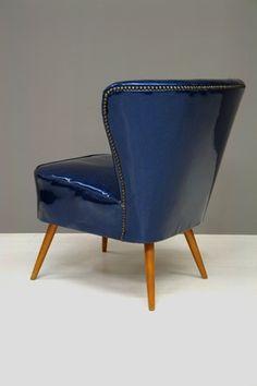 Glitter cocktailstoel / Glittering cocktail chair