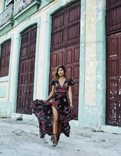 Rocky Barnes in Cuba for Turquoise Lane Shop   Spell Blog