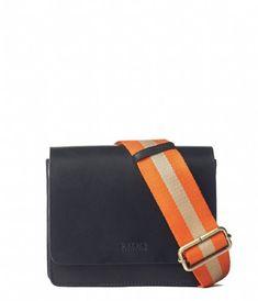 The Audrey Mini black O My Bag | The Little Green Bag