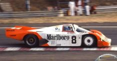 Stefan Johansson / Klaus Ludwig / Bob Wollek - Porsche 956 - Joest Racing (Sorga S.A.) - LI Grand Prix d'Endurance les 24 Heures du Mans - 1983 FIA World Endurance Championship, round 4 - European Endurance Championship, round 4
