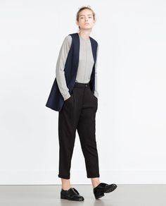 Image 1 de PANTALON FLUIDE de Zara