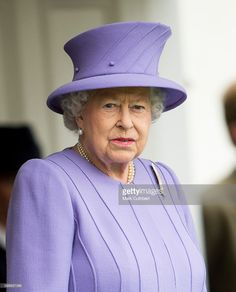 Queen Elizabeth II attends The 2016 Braemar Highland Gathering  on September 3, 2016 in Braemar, Scotland.  (Photo by Mark Cuthbert/UK Press via Getty Images)