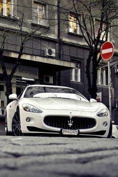 Constructed with the utmost attention to detail, every Maserati is a true masterpiece of Italian design. Here are 51 stunning Maserati cars! Ferrari, Maserati Car, Bugatti, Maserati Ghibli, Dream Cars, My Dream Car, Sexy Cars, Hot Cars, F12 Berlinetta
