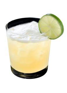 Irish Margarita : 4cl Tullamore Dew + 2cl Cointreau + 1cl Citron vert