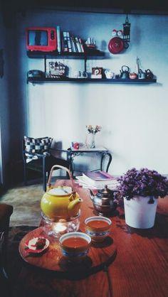 #istanbul #galata #tea