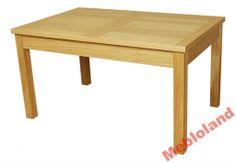 Stół rozkładany SM-S28 Dąb naturalny MEBLOLAND