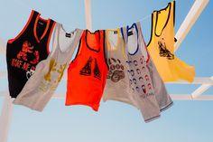 #twobearsbrand #clothsmen #bear #sportwear #pride #twobears #bearwear #tanktop #tshirt #fetish Sport Wear, Bears, Pride, Ballet Skirt, Tank Tops, Skirts, How To Wear, T Shirt, Clothes