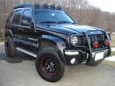 A-Rock's 2004 Jeep Liberty