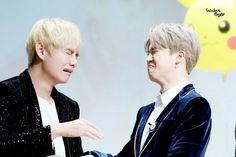 •161106 #BTS Fansign 'Gimpo' || BloodSweatTears | #VMin