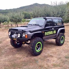 Nissan Patrol Gr Y60 Off Road Wagon, Best 4x4 Cars, Patrol Gr, Offroader, Nissan Patrol, Cars Usa, Mitsubishi Pajero, Custom Trucks, Cool Trucks