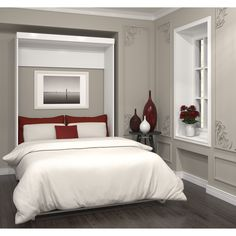 Pur by Bestar Wall Bed