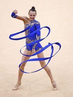 Ukraine's Ganna Rizatdinova