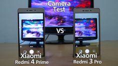 Nice Xiaomi Redmi 4 Prime vs Redmi 3 Pro - Camera Test