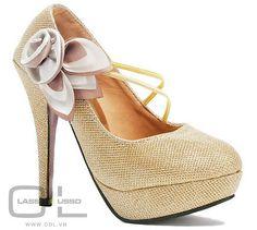 Giày cao gót KVOLL chính hãng - CG001