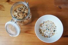 Low carb, sugar free, grain free, gluten free granola (and it's delicious...)
