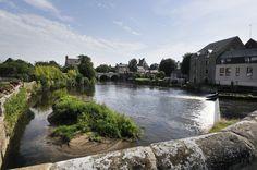 #ducey #villageetape #manche #normandie #selune #riviere #villagedenormandie