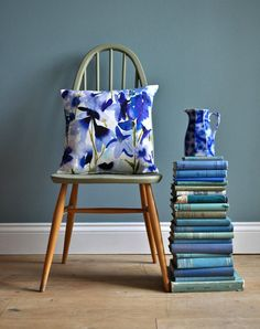 Fiona Douglas, the founder of Bluebellgray, has the most beautiful home.