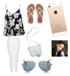 """Untitled #30"" by peace-love-and-gymnastics on Polyvore featuring Ally Fashion, Topshop, Billabong and Cutler and Gross"
