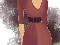 Sich mit einer Sanduhrfigur kleiden – wikiHow