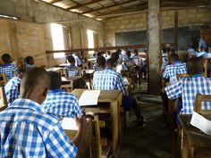 Education volunteer projects in Ghana. #volunteeroverseas #ghana