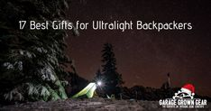 Find the perfect gift for the ultralight backpackers and hikers on your list. Thru Hiking, Go Hiking, Hiking Skirt, Perfect Gif, Ultralight Backpacking, Girls Be Like, The Great Outdoors, Kayaking, Traveling By Yourself