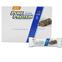 """http://pusabase.com/blog/2014/02/21/review-pure-protein-bars-from-iherb-com/ Pure Protein -  Protein bar reviews: """"Chewy Chocolate Chip"""", """"Double Chocolate Vanilla Crunch"""", """"S'mores"""" and """"Chocolate Peanut Butter""""   #iherb #proteinbar #proteinbars #review #reviews #health #fitness"""