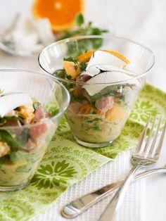 Tropical Tuna Ceviche gluten-free, grain-free, dairy-free