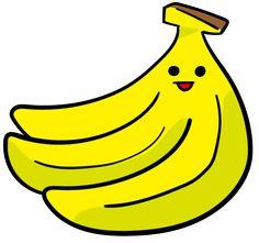 バナナ イラスト