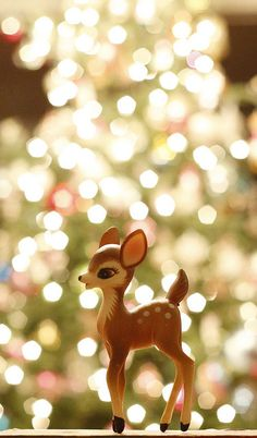 deer | lights - my tatty devine wish list inspiration board - #ColourfulXmas