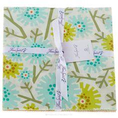 "Clementine 10"" Squares - Heather Bailey - Free Spirit Fabrics"