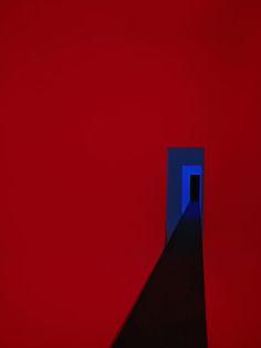 CIty of Arhirit, 1976 James Turrell Musuem Bodega Colomé, Salta, Argentina Latitude: -24.7833 Longitude: -65.4000 Ganzfeld