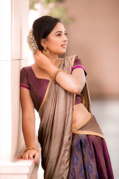 Srushti Dange wearing Purple Brocade skirt and blouse with double shaded crepe silk styled by Dorothy Jai. Makeup by Nive and hair style by Janani Mohan. #srushtidange #southindianactress #halfsaree #saree #indiaactress Tamil Actress Photograph HAND SANITIZER PHOTO GALLERY  | NETMEDS.COM  #EDUCRATSWEB 2020-04-28 netmeds.com https://www.netmeds.com/images/product-v1/150x150/907575/cura_hand_sanitizer_200_ml_0_0.jpg