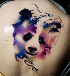 Panda by Chris Toler. Seventh Sin Tattoo Co. Charlotte N.C. - Imgur