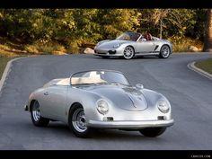 2010 Porsche Boxster Spyder Wallpaper