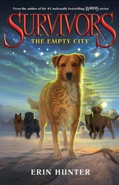 The Empty City (Survivors #1)-Releasing August 2, 2012.  Something my girls are looking forward to.