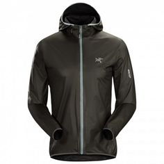 Where to buy & best price by retailer for the Arc'teryx Norvan SL Hooded Jacket - Men's. Prices as low as Shop more great Arc'teryx products today. Gore Tex Jacket, Whistler, Jackets Online, Traditional Outfits, Arcade, Motorcycle Jacket, Adidas Jacket, Robot, Hoods