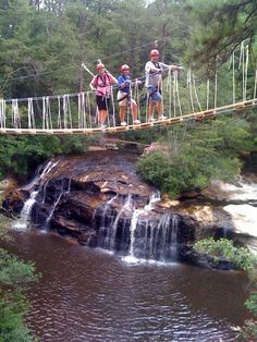 ZipQuest In Fayetteville North Carolina Offers Ziplining and Canopy Tours