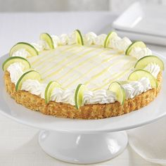 Coconut-Citrus Tart - The Pampered Chef®