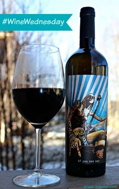 Kay embodies the concept of living life to the fullest, as I do. This wine is about taking chances and freedom to kick-start a little controversy along the way. Enjoy the ride #winewednesday  If You See Kay is a red blend made from 80% Cab 10% Petite Verd