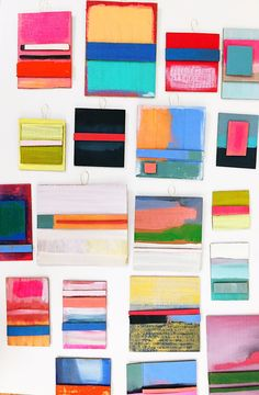 Rothko inspired art with children - Art Education ideas Art Activities For Kids, Preschool Art, Middle School Art, Art School, High School, Color Composition, Rothko Art, Mark Rothko, Mobiles Art