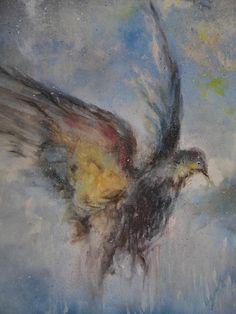 ptasie harce - szczegół