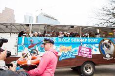 Friskies's S.S. Holy Shrimp Boat With Grumpy Cat. SXSW 2014.
