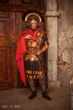 Legio X Fretensis Ancient Rome, Ancient Greece, Ancient History, Roman Gladiators, Roman Armor, Roman Centurion, Roman Warriors, Roman Legion, Armadura Medieval