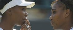 Just Like Old Times, It's Serena Williams Vs. Venus Williams At Wimbledon Serena Williams  #SerenaWilliams
