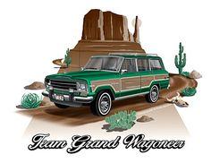 Team Grand Wagoneer