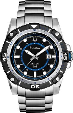 Bulova Marine Star Collection-Available at Valdosta Vault