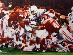 Oklahoma Sooners 1985 National Championship