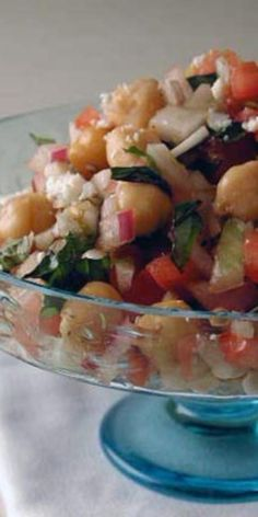 """Italian Garbanzo Salad  Weight Loss Recipes  MD Fitness 805  Please subscribe to my YouTube Channel """"MD Fitness 805"""" copy and paste this link: https://www.youtube.com/channel/UCK2c9aYV22kVm_dcUTPND3A  ✌️"""